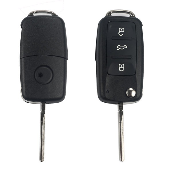 Remote Key Shell For VW 3 Button For 202AD 202H 202Q 5pcs/lot
