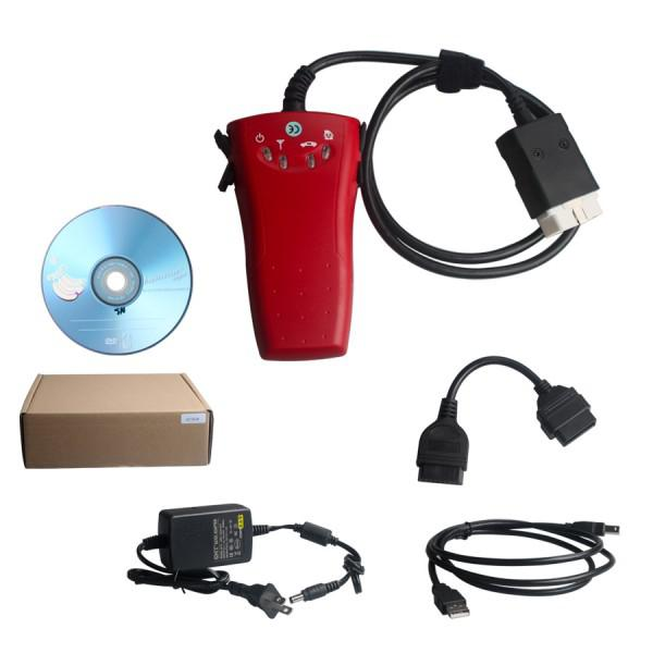 Renault CAN Clip V175 and Consult 3 III For Nissan Professional Diagnostic Tool 2 in 1