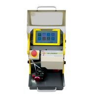 2019 SEC-E9 CNC Automated Key Cutting Machine with Android Tablet Free Shipping by DHL