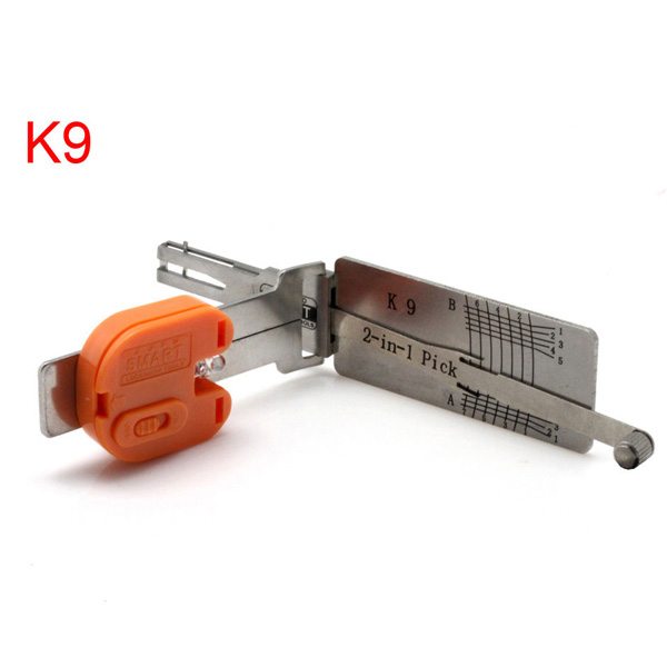 Smart K9 2 in 1 auto pick and decoder