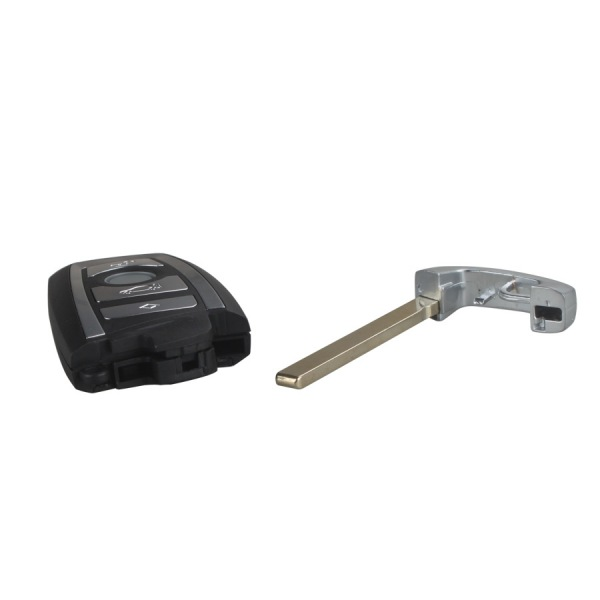 Smart key 4 Button 315MHZ  For BMW White for 7series