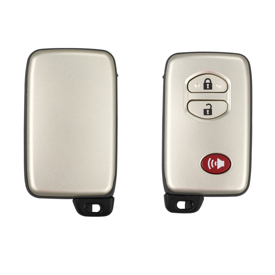 Smart Key Shell 2+1 Button For Toyota