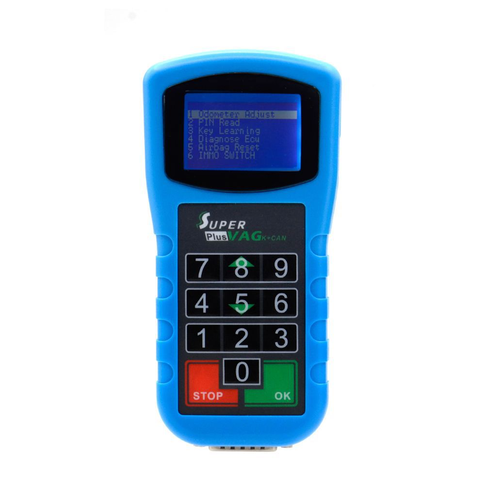 2019 Latest Super VAG K+CAN Plus 2.0 Diagnosis + Mileage Correction + Pin Code Reader Super VAG K+CAN Plus