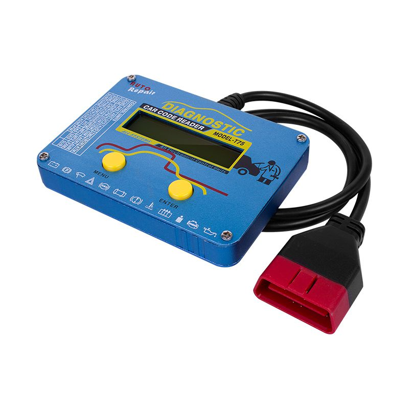 T75 Professional Auto Code Reader for Volvo