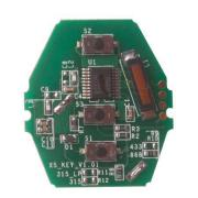 YH Key PCB CAS2 For 03-06 BMW 3/5 Series without Key Shell 315 MHZ