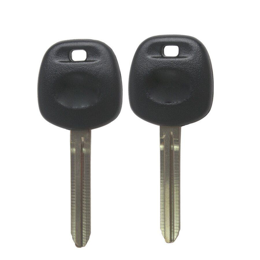 Transponder key For Toyota ID4D67 TOY43 5pcs per lot