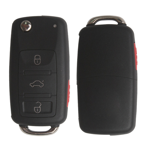 Remote Key  VW Touareg 2008 3 Button 433MHZ With ID46 Chip