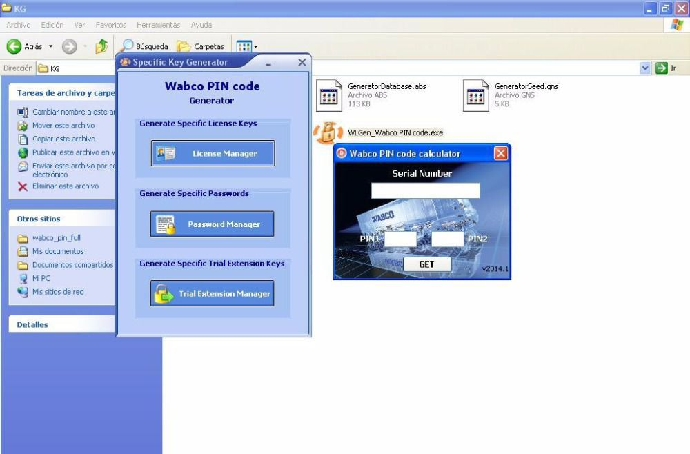wabco All Diagnostic Software
