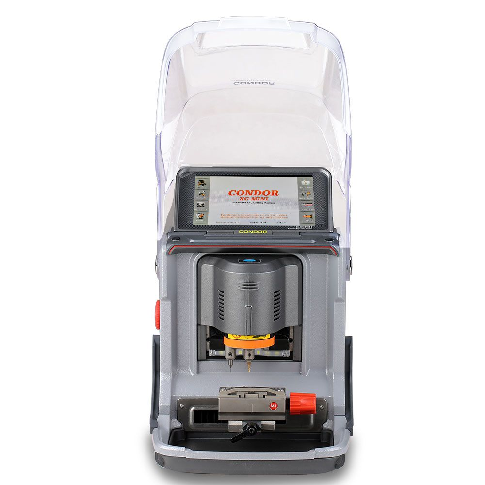 Latest Automatic Key Cutting machine Xhorse Condor MINI Plus Cutting Machine