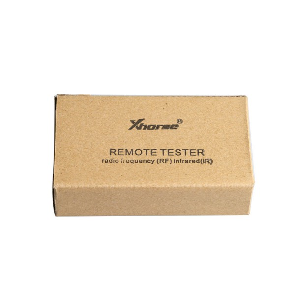 Xhorse Remote Tester for Radio Frequency Infrared (Not Support 868MHZ)