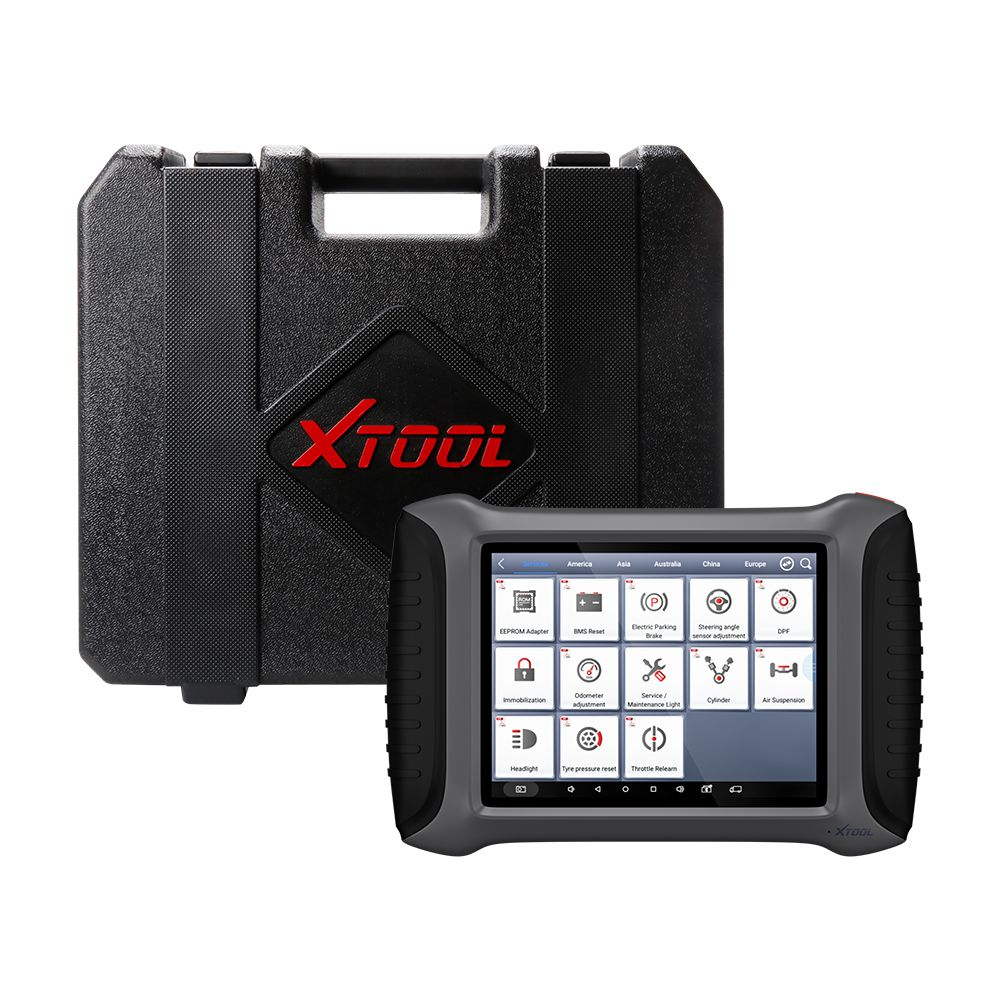 XTOOL A80 H6 Full System Car Diagnostic tool Car OBDII Car Repair Tool