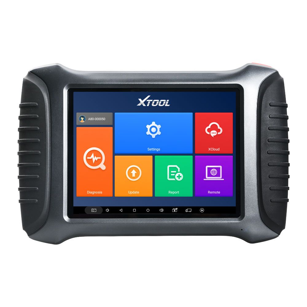 XTOOL A80 H6 Full System Car Diagnostic tool Car OBDII Car Repair Tool Vehicle Programming/Odometer adjustment