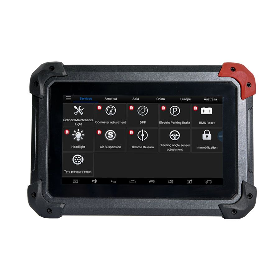 XTOOL EZ400 PRO Tablet Auto Diagnostic Tool Same As Xtool PS90 with 2 Years Warranty