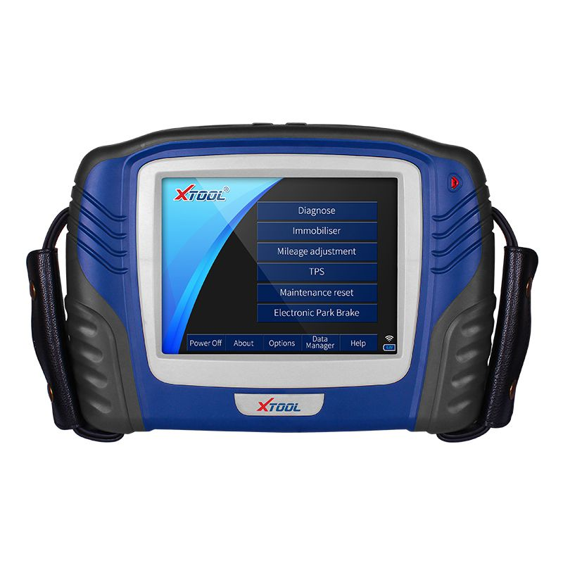 New Released XTOOL PS2 GDS Gasoline Bluetooth Diagnostic Tool with Touch Screen Update Online without Plastic box