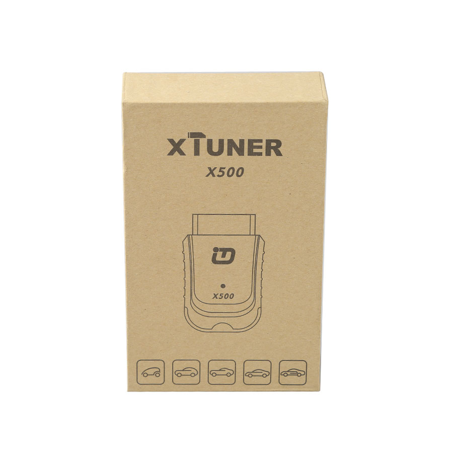 XTUNER X500 Bluetooth Special Function Diagnostic Tool works with Android Phone/Pad